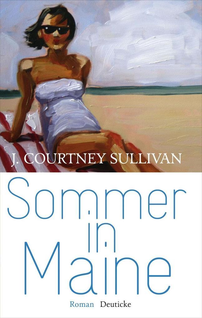 Sommer in Maine als Buch
