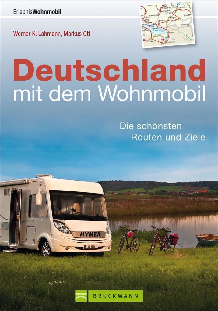 Deutschland mit dem Wohnmobil als Buch von Wern...