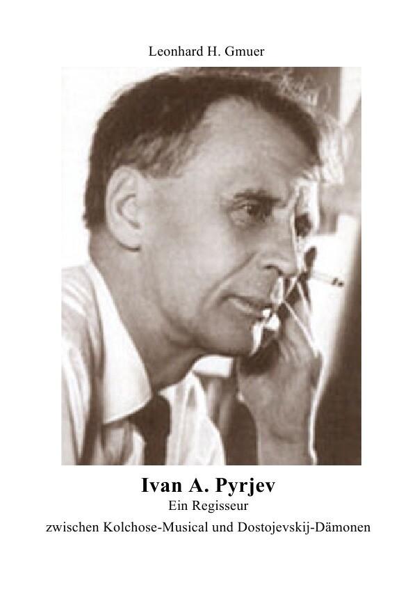 Ivan A.Pyrjev als Buch