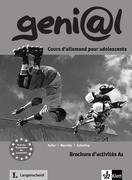 geni@l A1. Brochure d'activités, frz. Arbeitsbuch