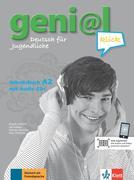 geni@l klick A2 - Arbeitsbuch mit 2 Audio-CDs