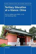 Tertiary Education at a Glance: China