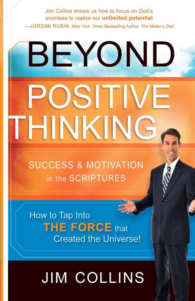 Beyond Positive Thinking als eBook Download von...