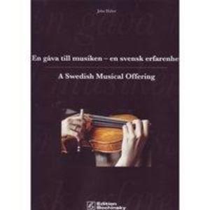 A Swedish Musical Offering als Buch von John Huber