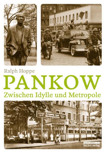 Pankow als Buch von Ralph Hoppe