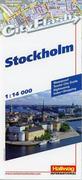 Stockholm 1 : 14 000. City Flash