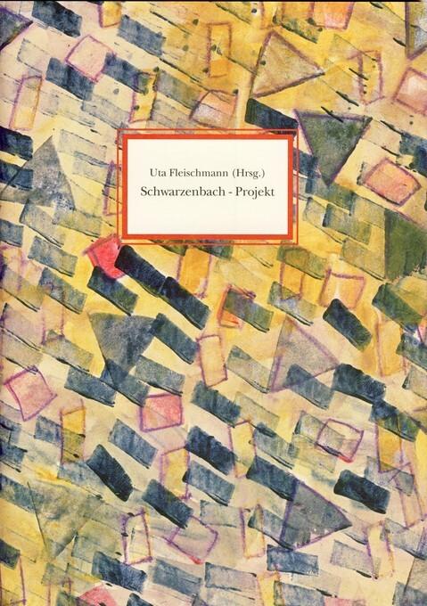 Schwarzenbach-Projekt als Buch von