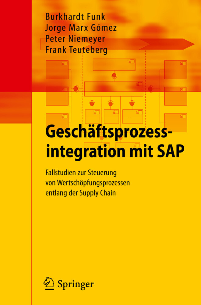 Geschäftsprozessintegration mit SAP als Buch vo...