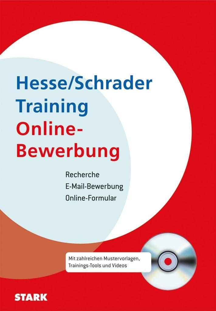 Hesse/Schrader: Training Online-Bewerbung als B...