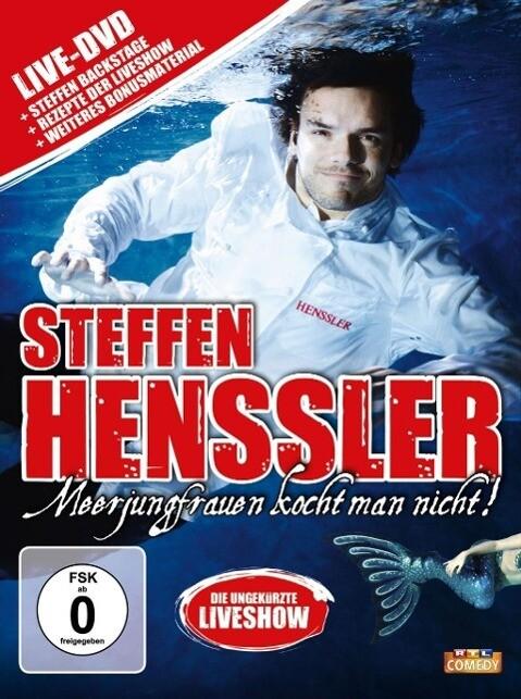 Steffen Henssler - Meerjungfrauen kocht man nicht! als DVD