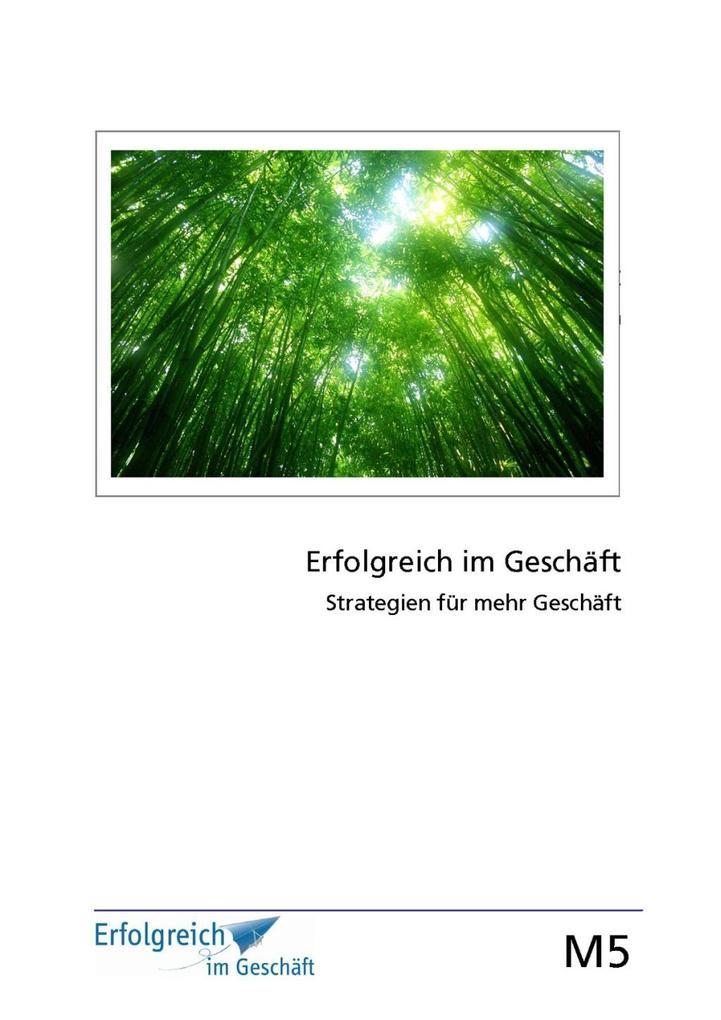 Modul 5: Strategien für mehr Geschäft als eBook...