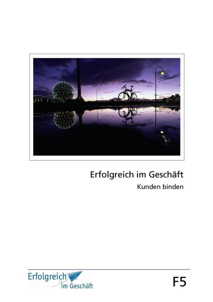 Modul F5: Kunden binden als eBook Download von ...