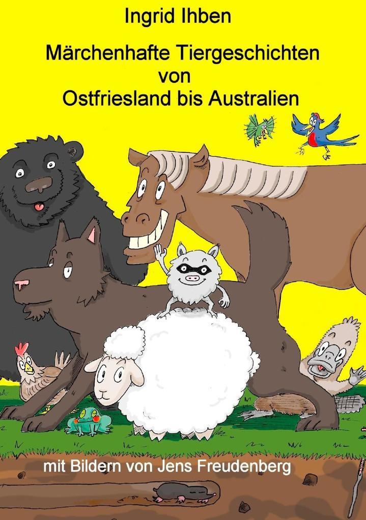 Märchenhafte Tiergeschichten als eBook Download...