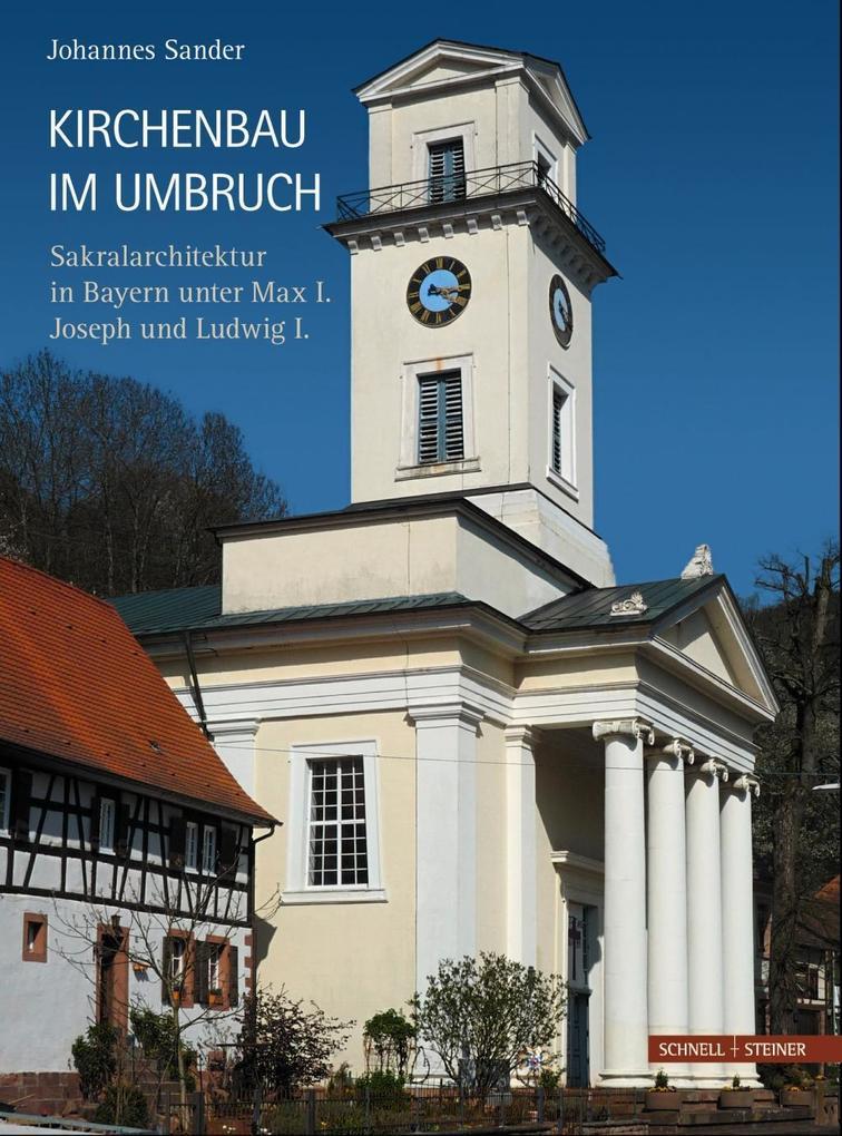 Kirchenbau im Umbruch als Buch von Johannes Sander