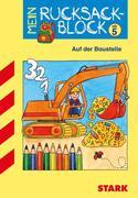 Rucksackblock Vorschule Baustelle
