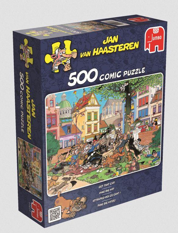 Jumbo Spiele - Puzzle - Jan van Haarsteren - Fa...