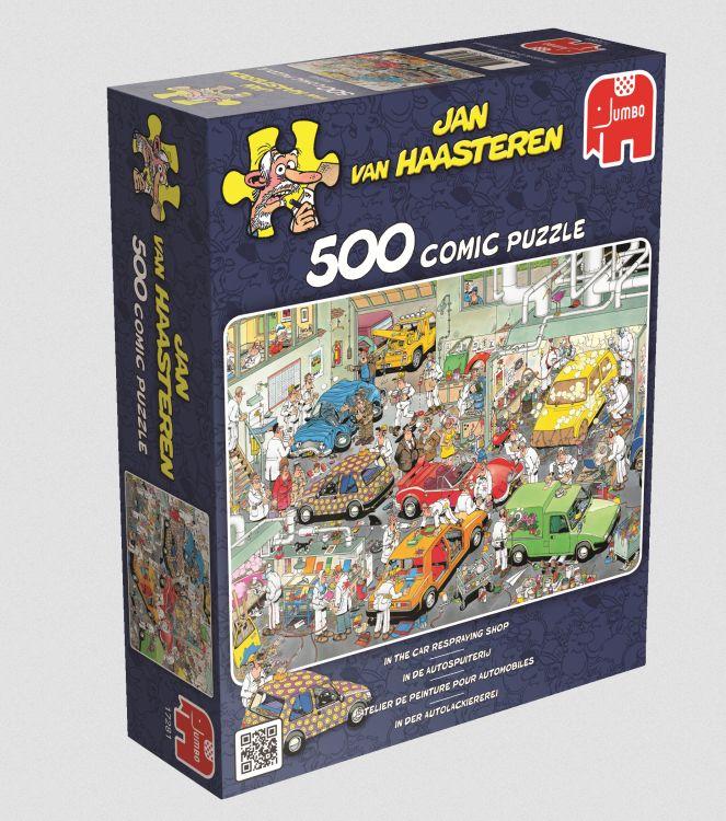 Jumbo Spiele - Puzzle - Jan van Haarsteren - In...