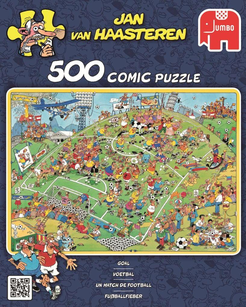 Jumbo Spiele - Puzzle - Jan van Haarsteren - Fu...