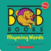 Bob Books: Rhyming Words [With 40 Rhyming Word Puzzle Cards]
