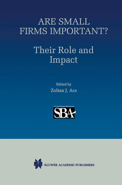 Are Small Firms Important? Their Role and Impac...