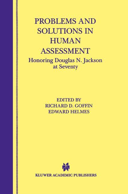 Problems and Solutions in Human Assessment als ...