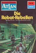 Atlan 60: Die Robot-Rebellen (Heftroman)