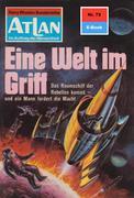 Atlan 72: Eine Welt im Griff (Heftroman)