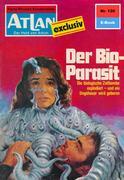 Atlan 126: Der Bio-Parasit (Heftroman)