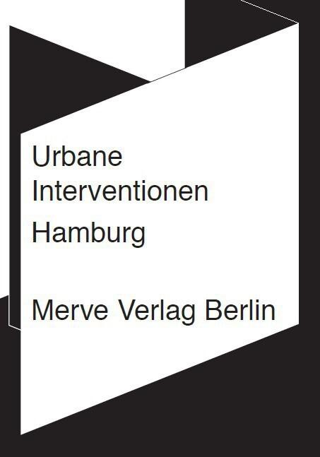 Urbane Interventionen Hamburg als Buch