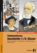 Stationenlernen Geschichte 7./8. Klasse