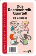 Das Rechtschreib-Quartett