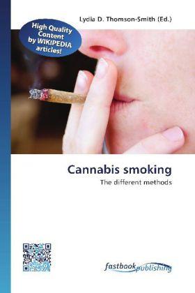 Cannabis smoking als Buch von