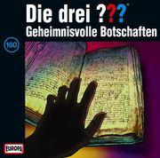 Die drei ??? 160. Geheimnisvolle Botschaften (drei Fragezeichen) CD