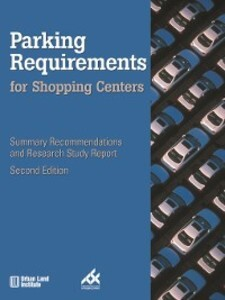 Parking Requirements for Shopping Centers als e...