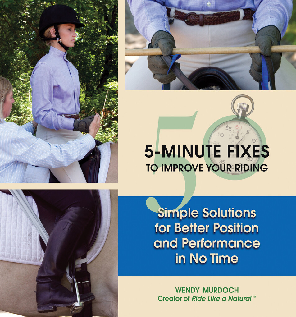 50 5-Minute Fixes to Improve Your Riding als eB...