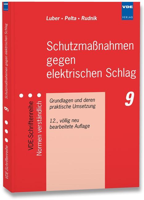 Schutzmaßnahmen gegen elektrischen Schlag als B...