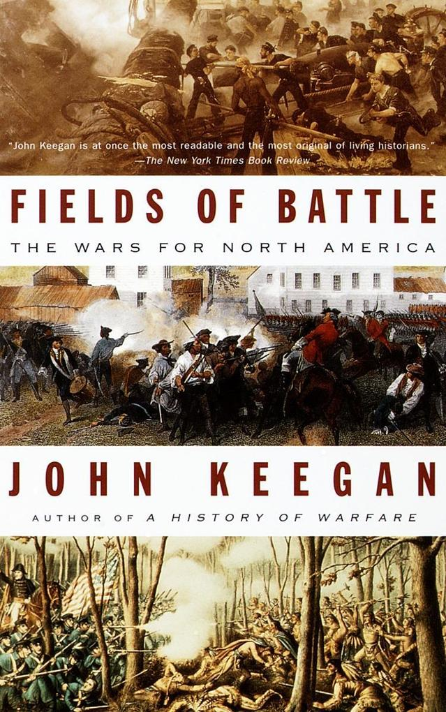 Fields of Battle: The Wars for North America als Taschenbuch