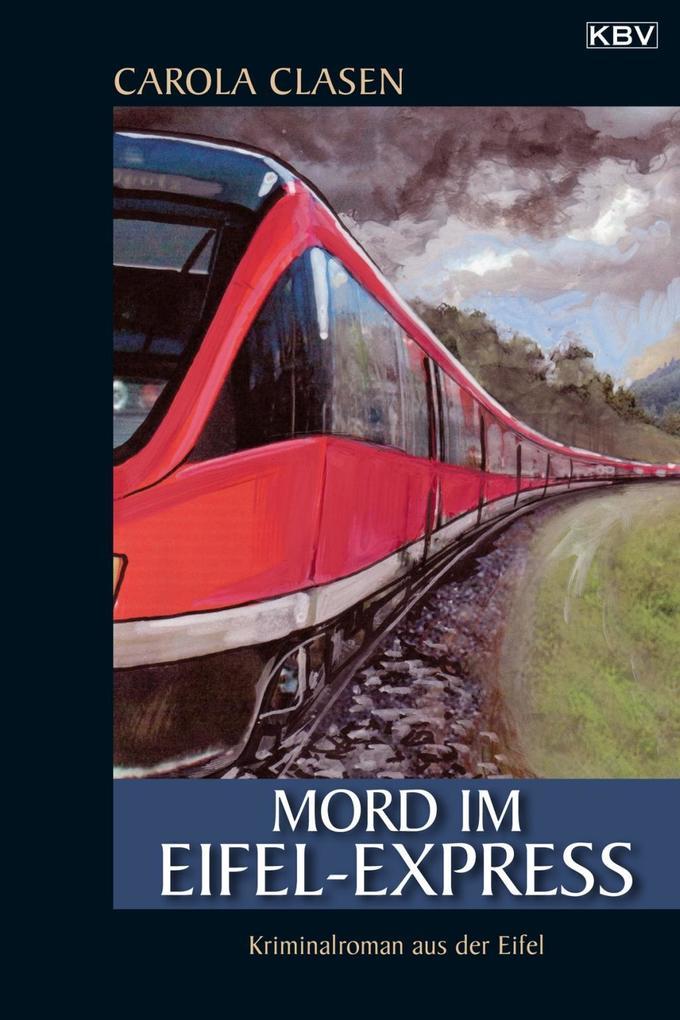 Mord im Eifel-Express als eBook