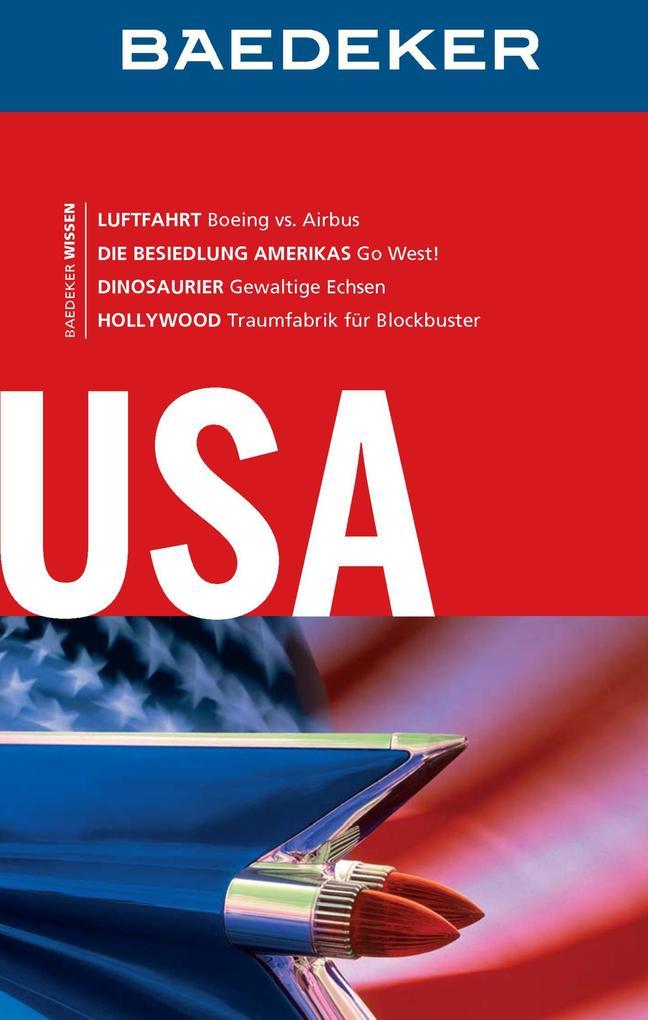Baedeker Reiseführer USA als eBook Download von...