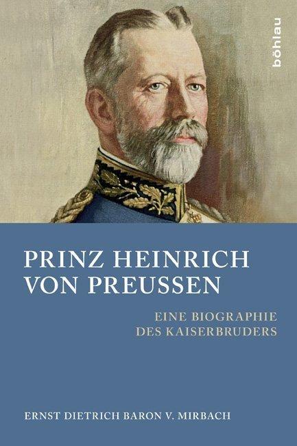 Prinz Heinrich von Preußen als Buch