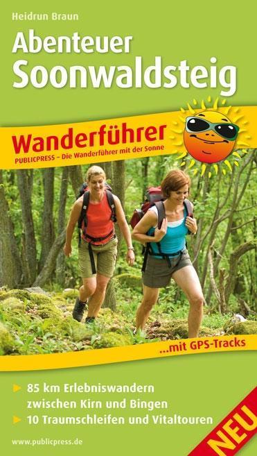 Wanderführer Abenteuer Soonwaldsteig als Tasche...