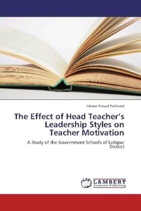 The Effect of Head Teacher´s Leadership Styles ...