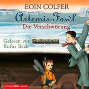 Ein Artemis-Fowl-Roman, Folge 2: Die Verschwörung