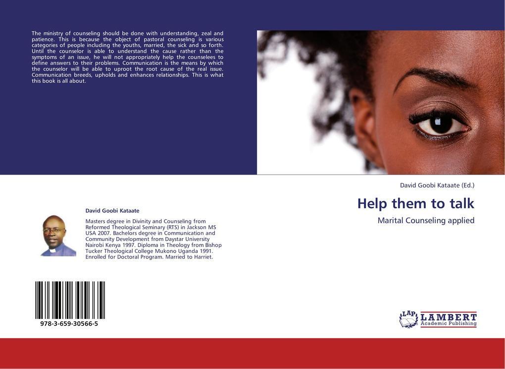 Help them to talk als Buch von