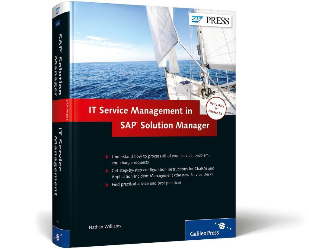 IT Service Management in SAP Solution Manager a...
