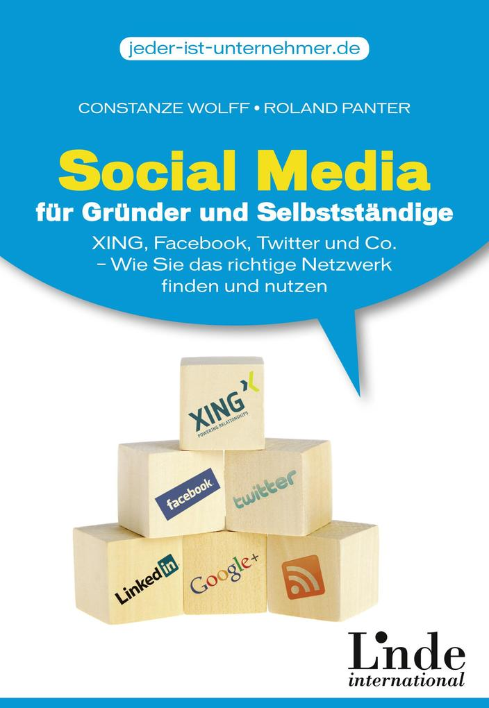Social Media für Gründer und Selbstständige als...