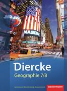 Diercke Geographie 7 / 8. Schülerband. Mecklenburg-Vorpommern
