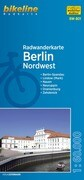 Bikeline Radwanderkarte Berlin Nordwest 1 : 60 000