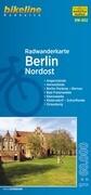 Bikeline Radwanderkarte Berlin Nordost 1 : 60 000