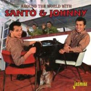 Around The World With Santo & Johnny